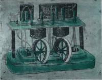 Kew Triple Engine