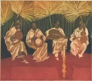 Marrakesh Quartet
