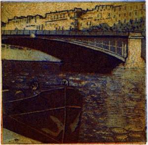 By the Seine, Paris